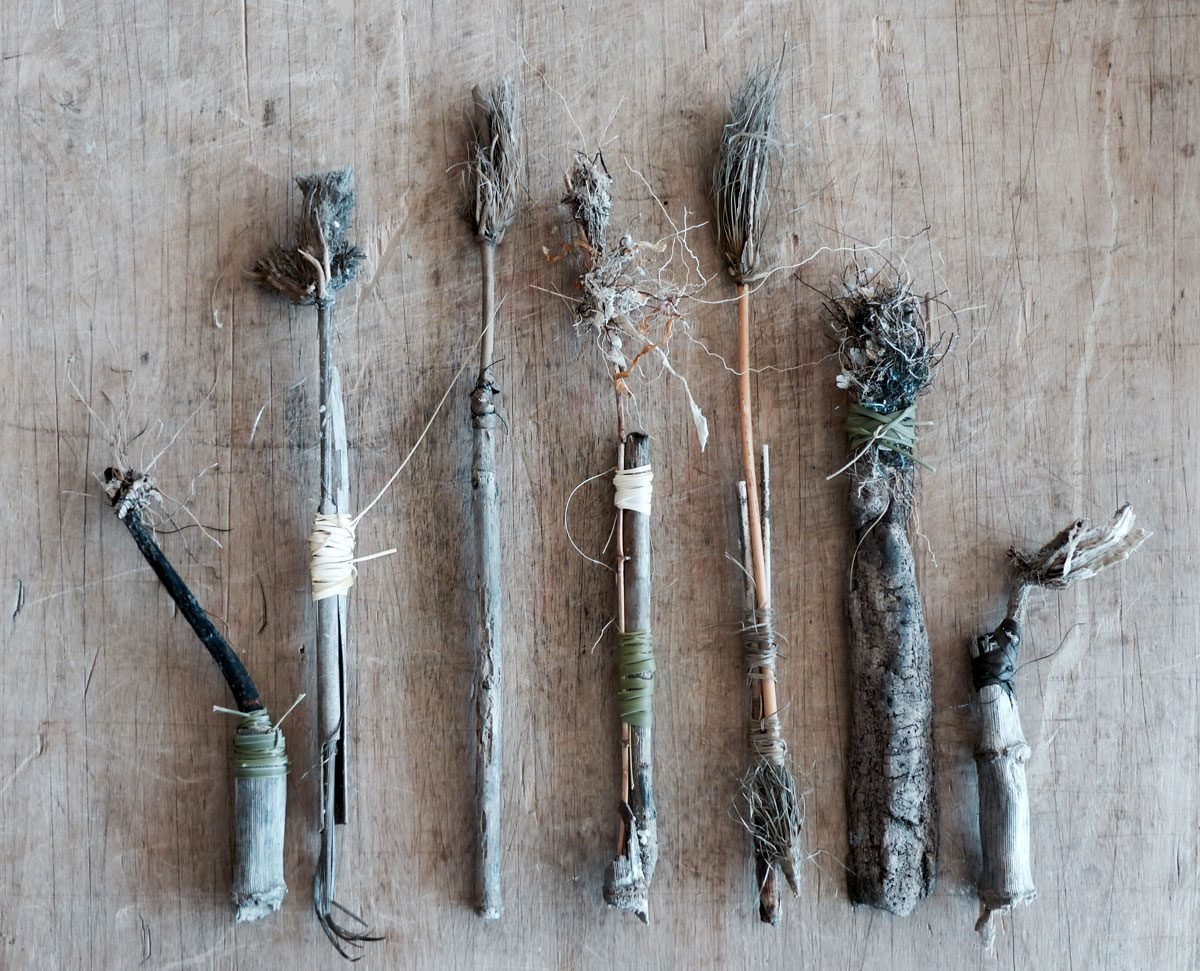 Brush Collection 2 – Heather Cowie