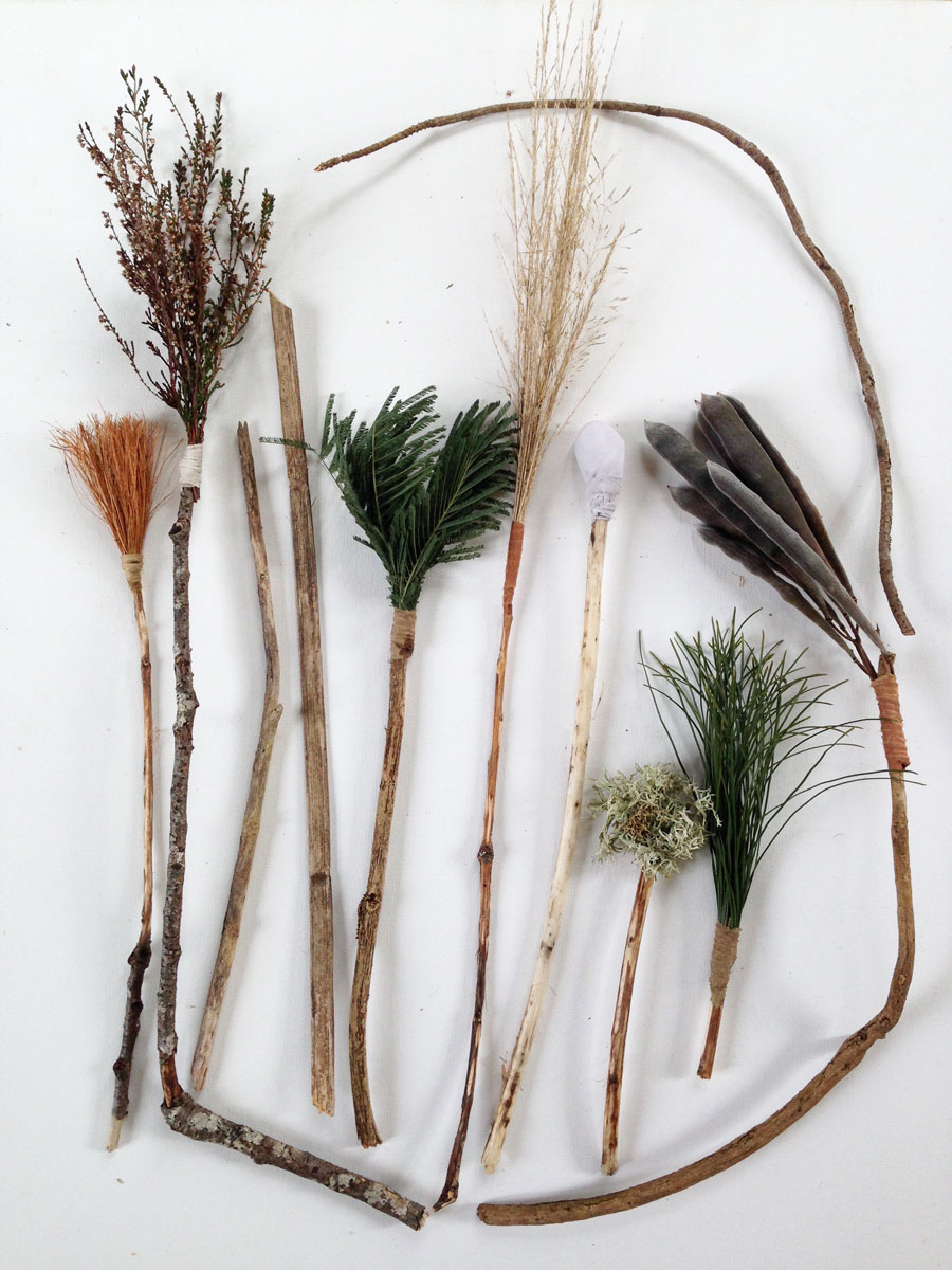 Brush Collection 1 – Heather Cowie